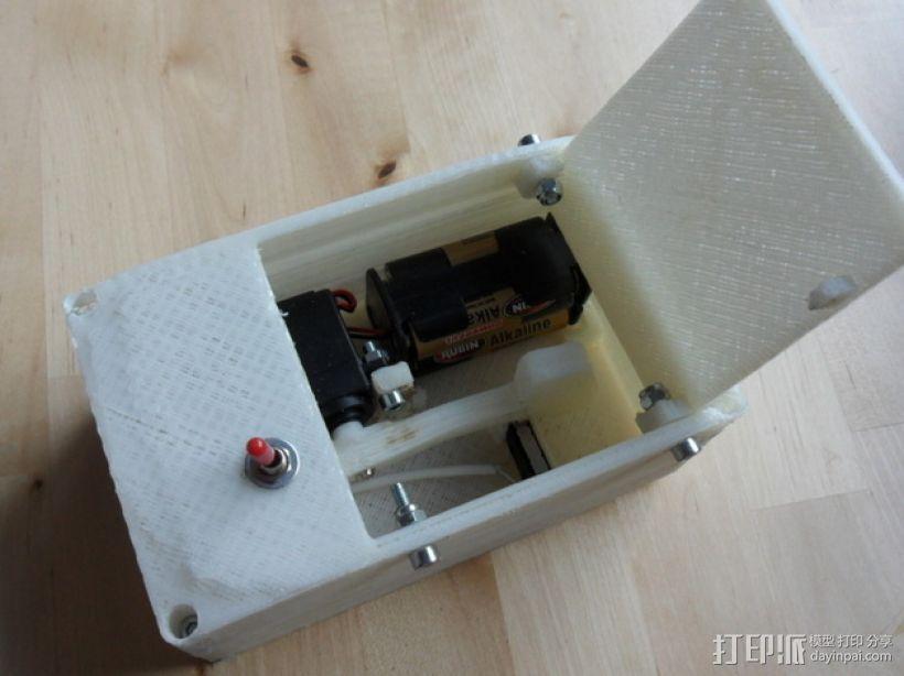 无用盒 3D模型  图1