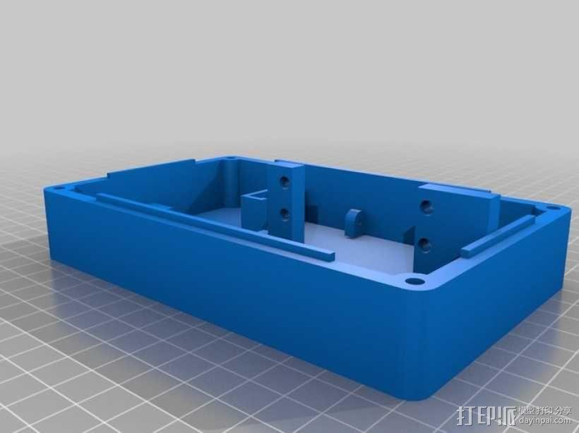 无用盒 3D模型  图2