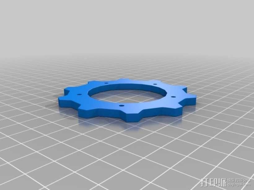 个性化虹膜盒 3D模型  图9