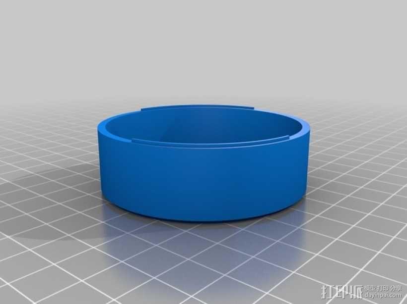 个性化虹膜盒 3D模型  图12
