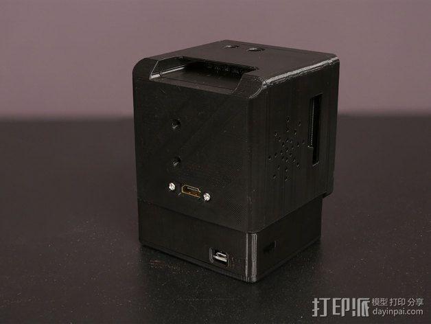迷你经典苹果Mac电脑 3D模型  图8