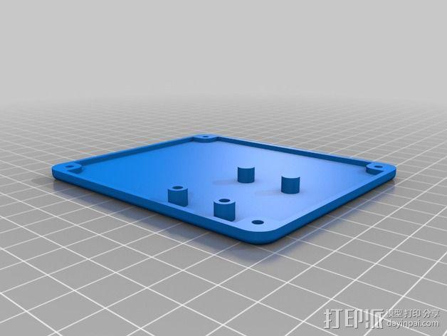 迷你经典苹果Mac电脑 3D模型  图10