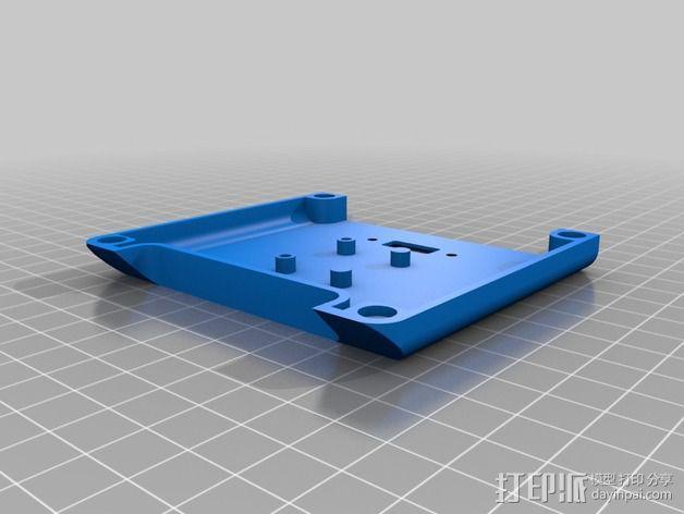 迷你经典苹果Mac电脑 3D模型  图12