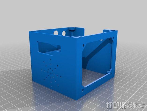 迷你经典苹果Mac电脑 3D模型  图14