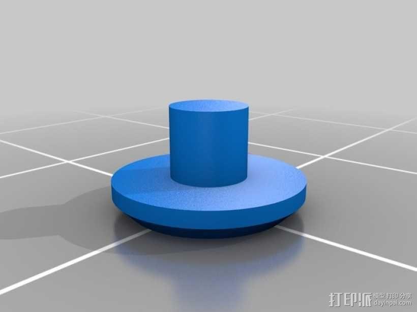 iPhone齿轮手机套 3D模型  图15