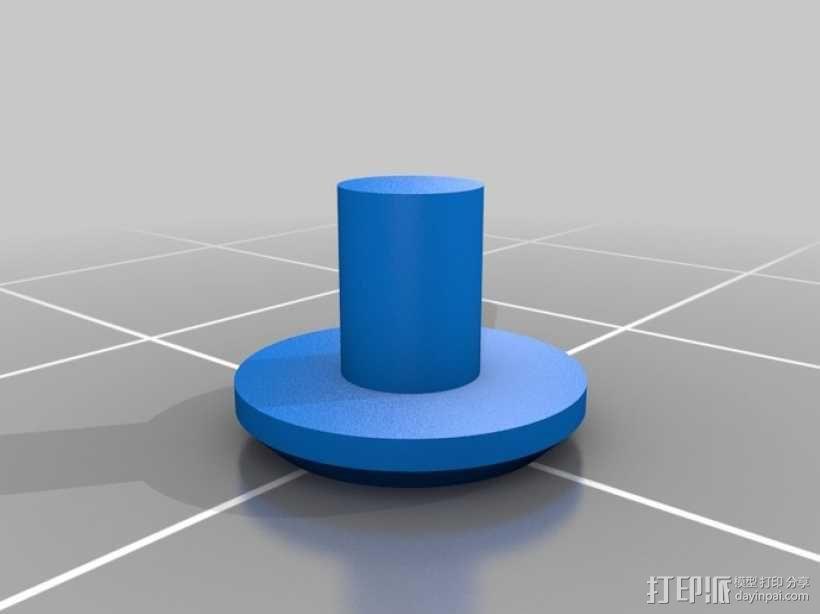 iPhone齿轮手机套 3D模型  图16