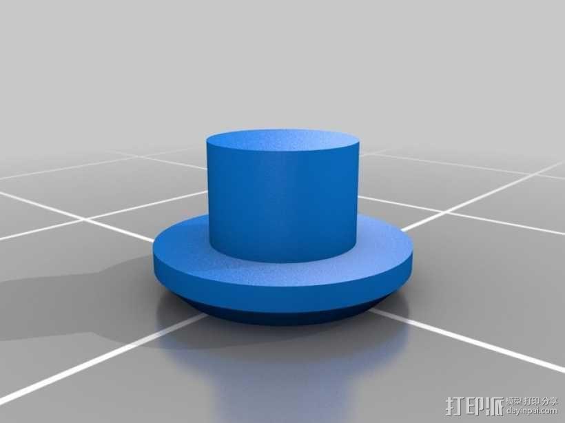 iPhone齿轮手机套 3D模型  图17