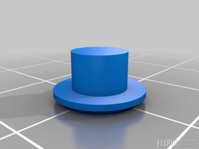 iPhone齿轮手机套 3D模型  图20