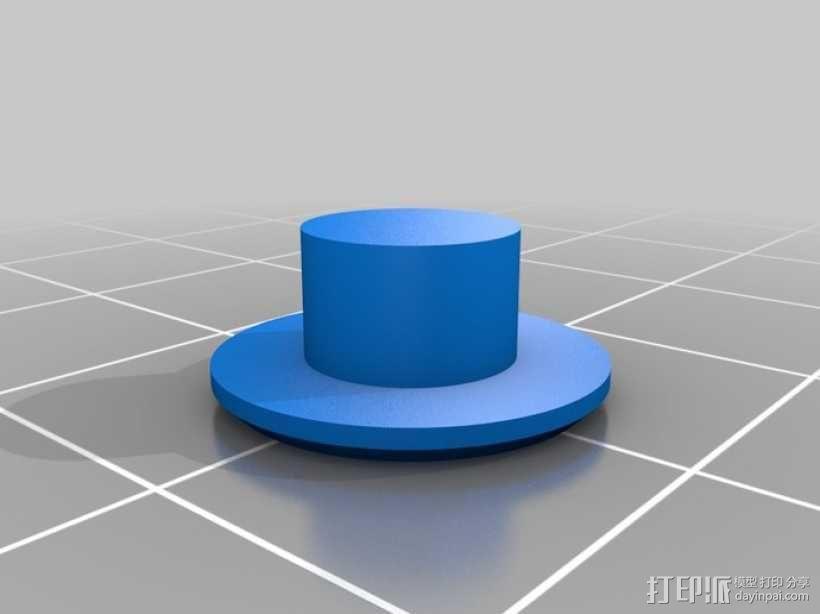 iPhone齿轮手机套 3D模型  图18