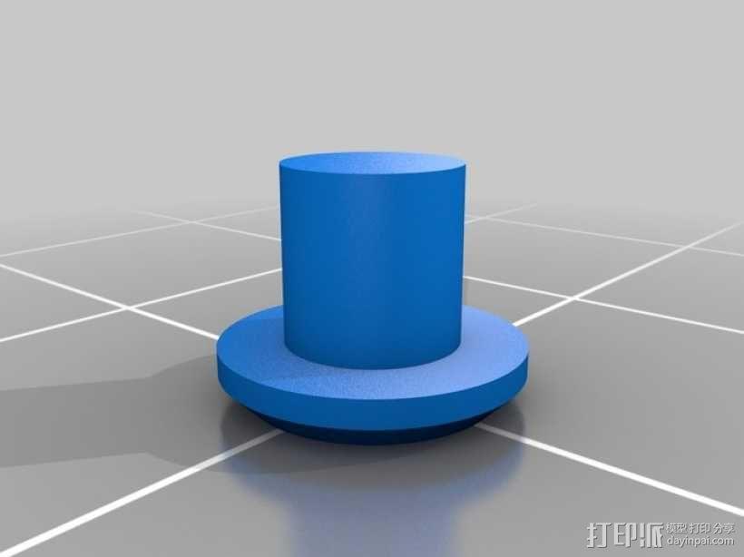 iPhone齿轮手机套 3D模型  图19