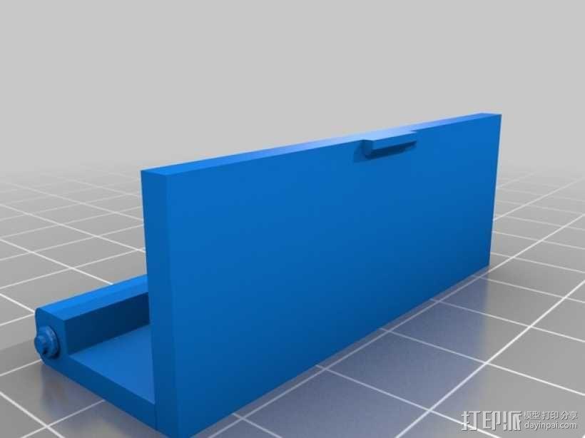 树莓派游戏机 3D模型  图10