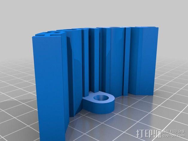 耳机架 3D模型  图5