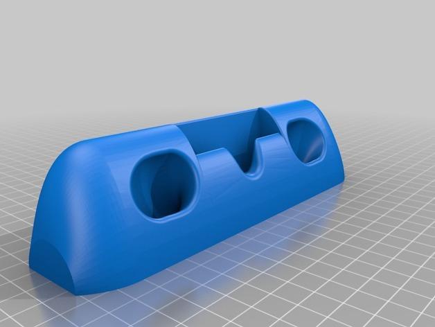 iPhone 5手机架 3D模型  图2