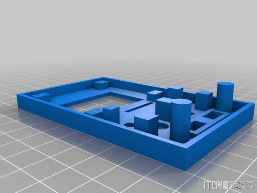 Arduino迷你BMO机器人 3D模型  图2