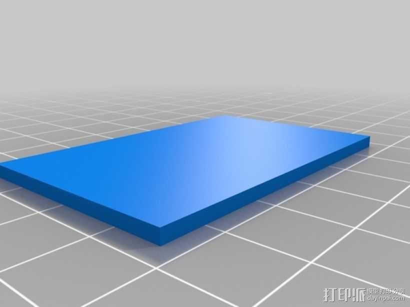 Arduino迷你BMO机器人 3D模型  图4
