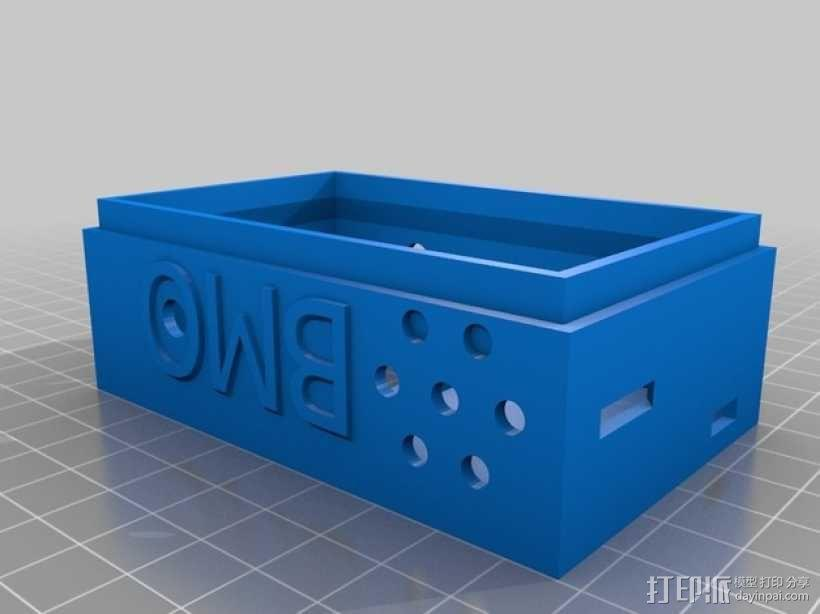 Arduino迷你BMO机器人 3D模型  图7