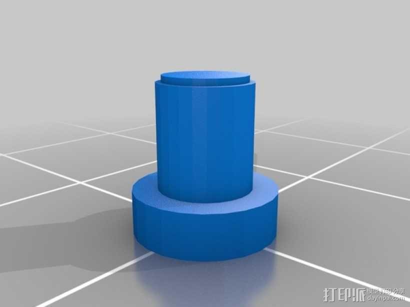 Arduino迷你BMO机器人 3D模型  图8