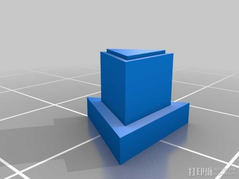 Arduino迷你BMO机器人 3D模型  图9