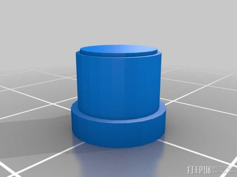Arduino迷你BMO机器人 3D模型  图10