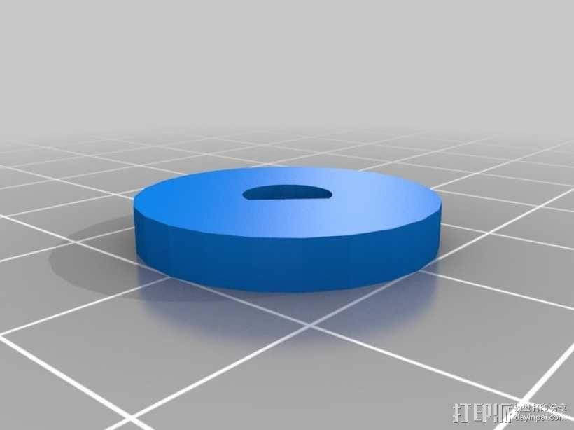 Arduino迷你BMO机器人 3D模型  图11