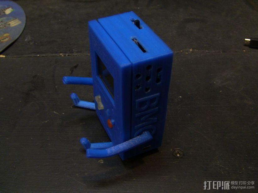 Arduino迷你BMO机器人 3D模型  图14