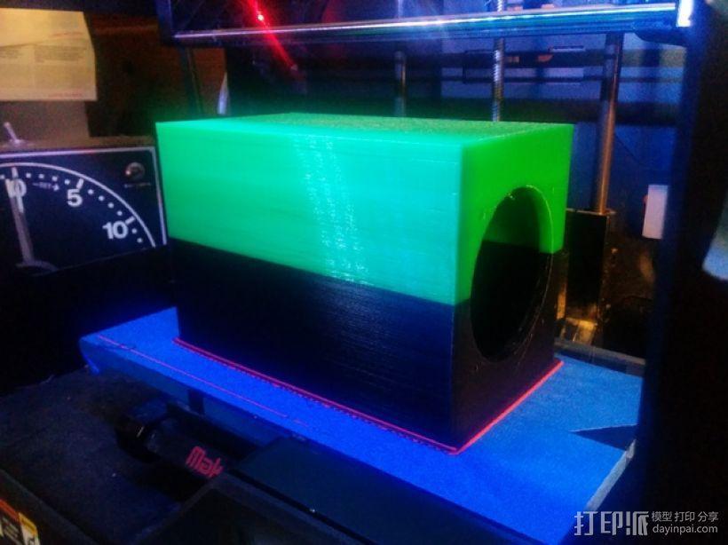 SpeakerGen扬声器外壳 3D模型  图2