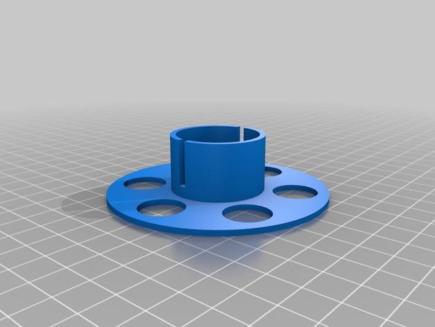 定制化线轴 3D模型  图3
