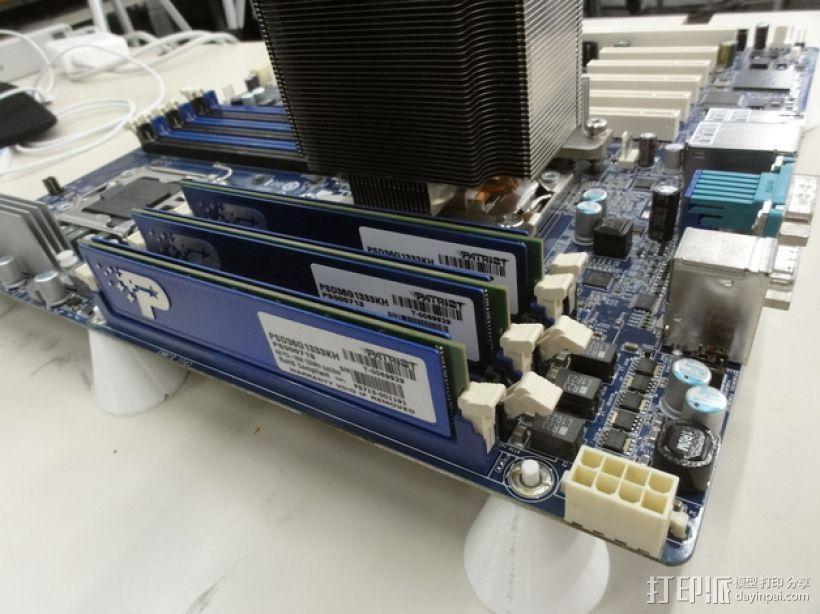 PC电脑主板支架 3D模型  图4