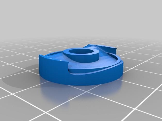 Kerbonaut太空人 3D模型  图10