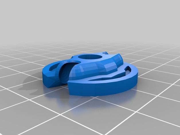 Kerbonaut太空人 3D模型  图15