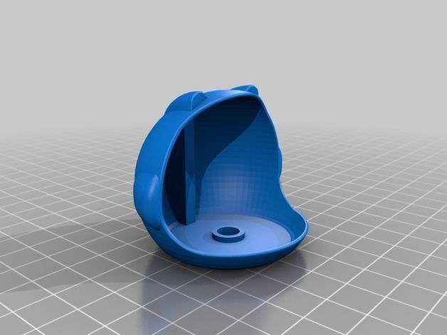 Kerbonaut太空人 3D模型  图18