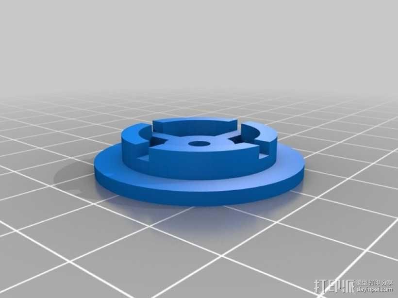 便携式树莓派游戏机模拟装置 3D模型  图21
