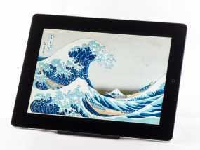 iPad平板电脑支架 3D模型