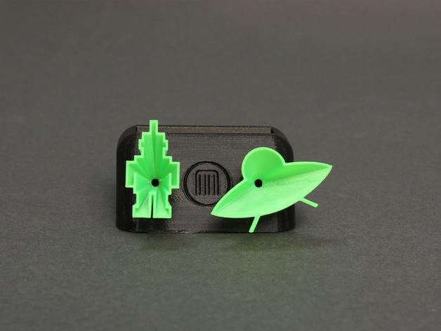 iPhone手机架 3D模型  图2