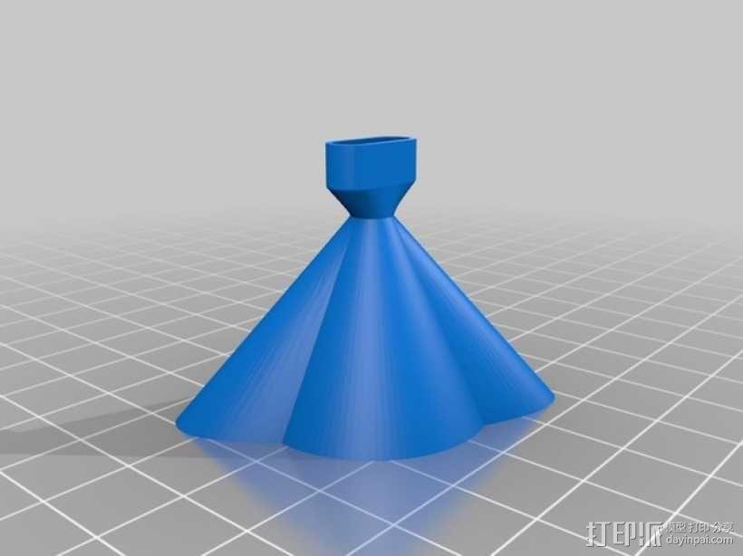 iPhone手机架 3D模型  图8
