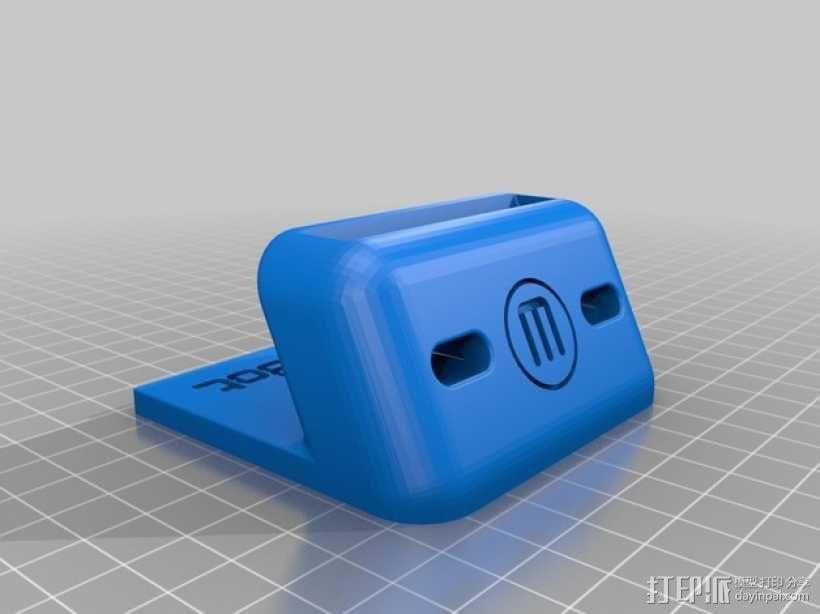 iPhone手机架 3D模型  图9
