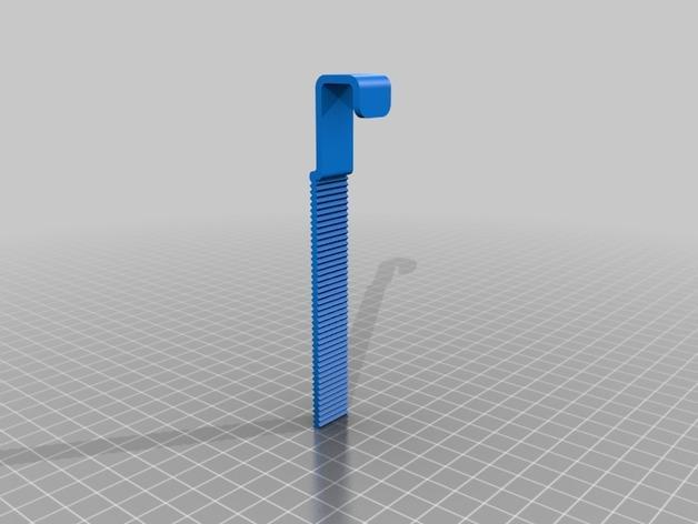 平板电脑支架 3D模型  图4