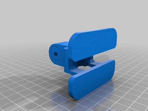 平板电脑支架 3D模型  图9