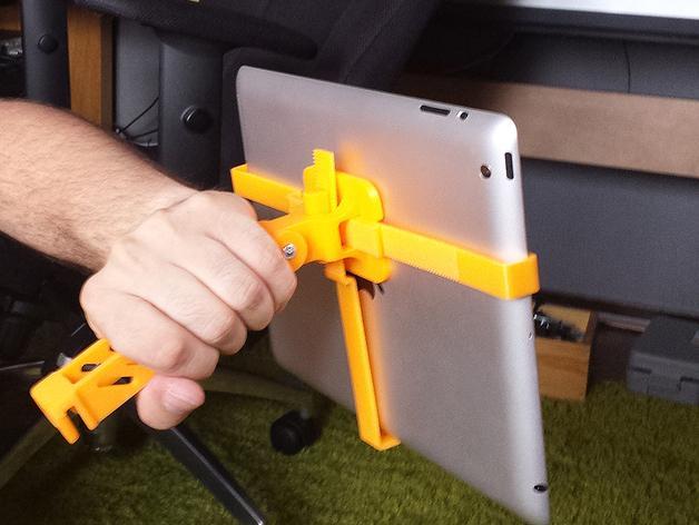 平板电脑支架 3D模型  图11