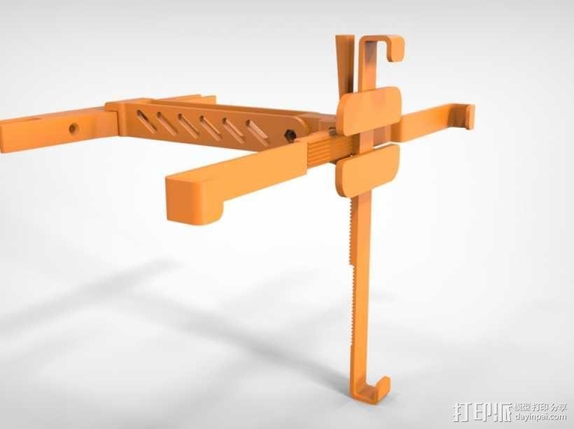 平板电脑支架 3D模型  图12