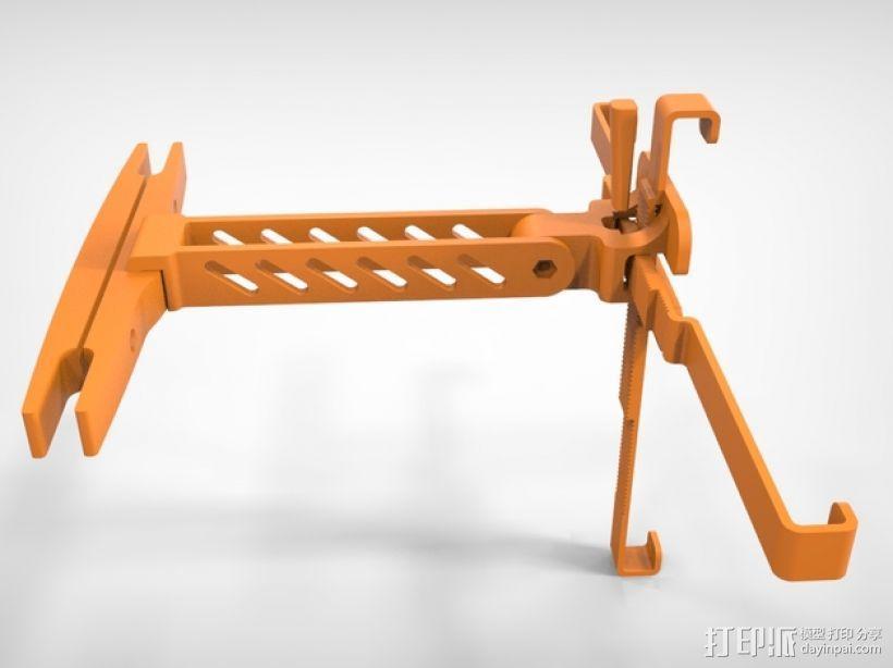 平板电脑支架 3D模型  图13