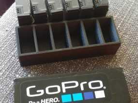 GoPro相机电池盒 3D模型