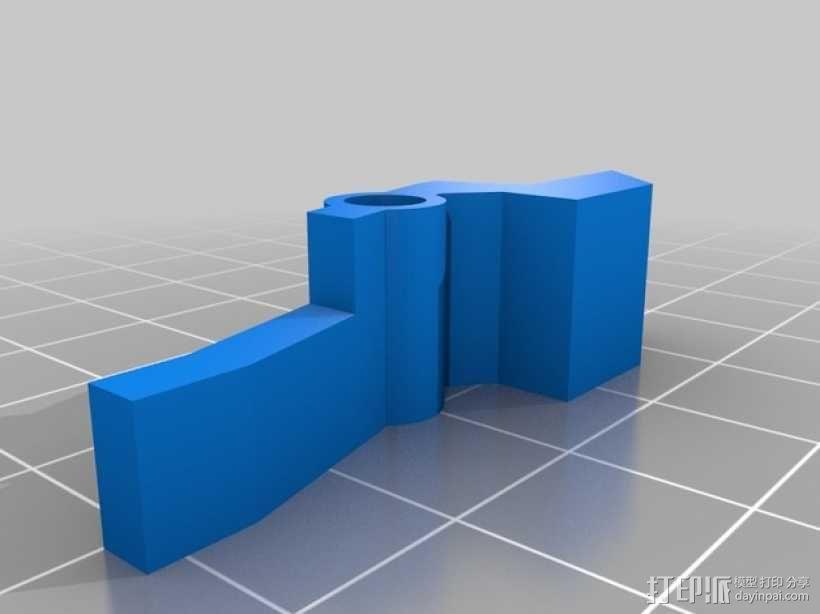 ps3游戏机控制底座 3D模型  图7
