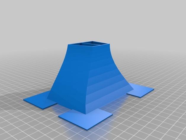 三星Galaxy S4手机扬声装置 3D模型  图3