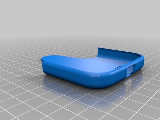 三星Galaxy S4手机扬声装置 3D模型  图5