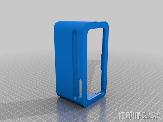 iPhone5遮光罩 3D模型  图2