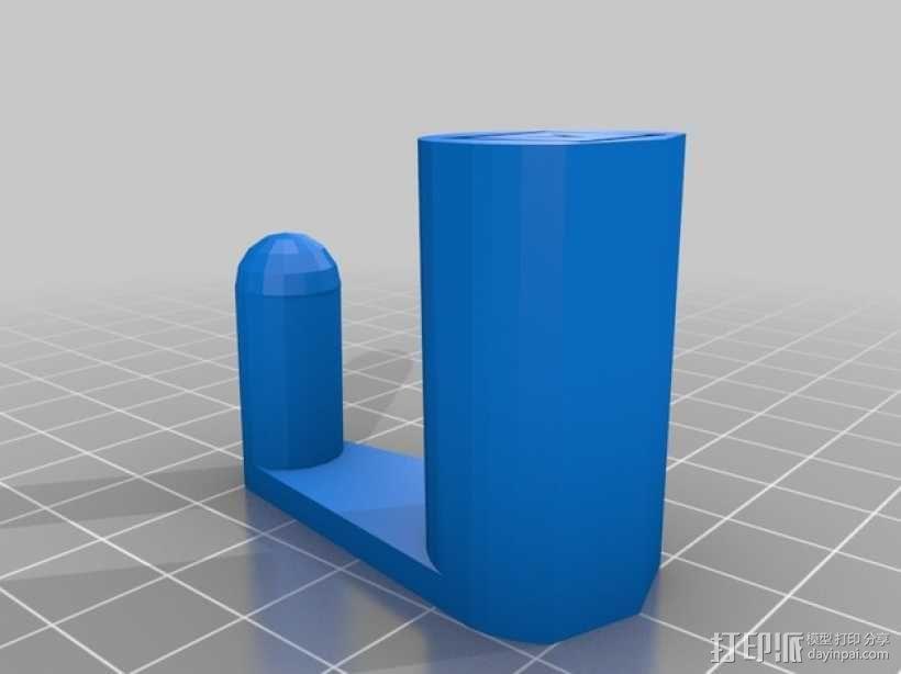 笔记本电脑支撑架 3D模型  图8