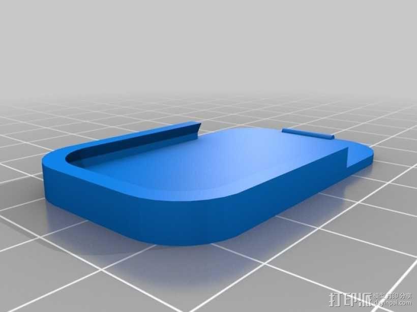 耳机收纳器 钥匙扣 3D模型  图9