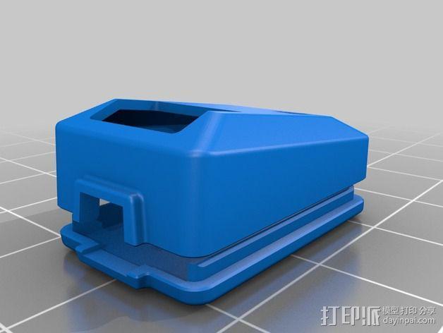 苹果电脑鼠标 3D模型  图2