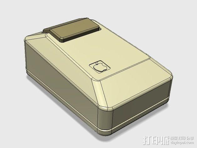 苹果电脑鼠标 3D模型  图3